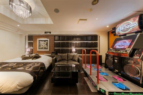 DDRが設置されている部屋の写真(提供:Best Delight Group)