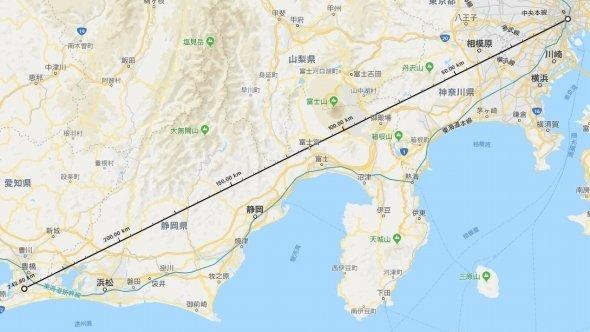 東京駅から1新潟