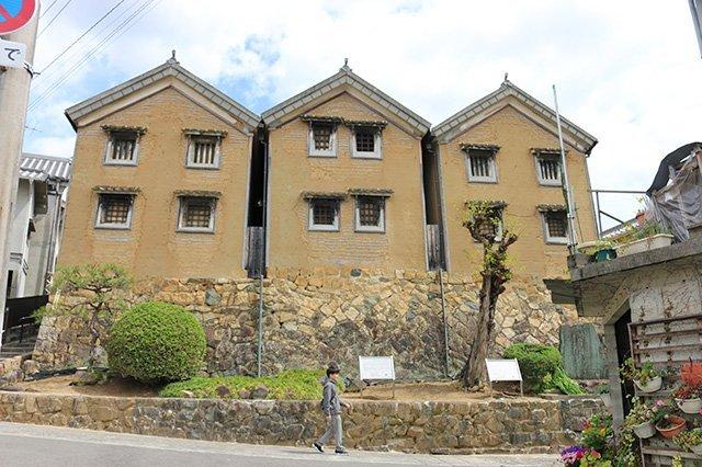三ツ蔵(旧澤原家住宅)