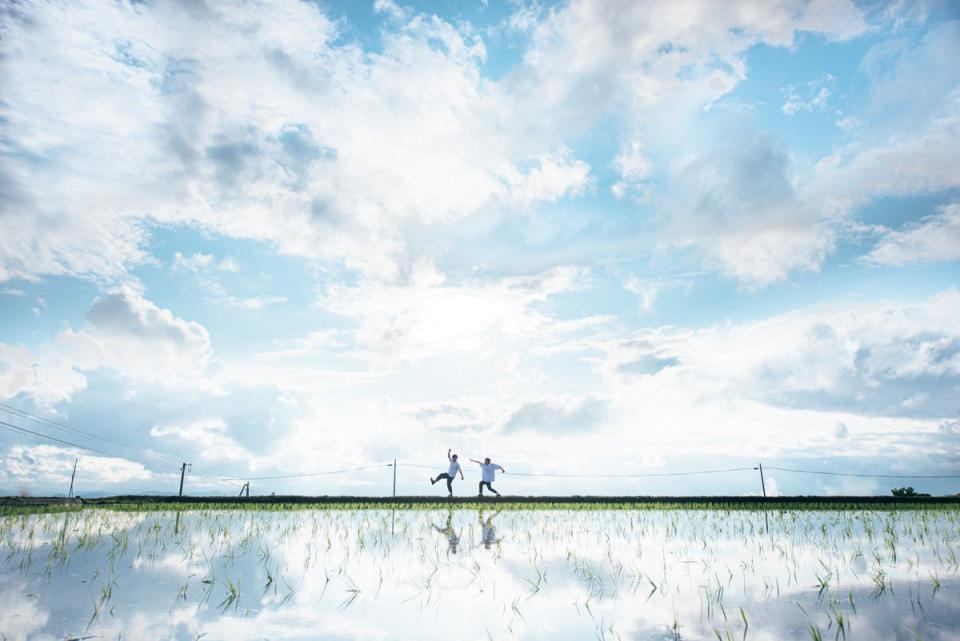 日本の田舎とは思えない(ぺろ@PeROx3_kさん提供)