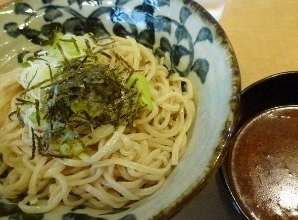 「麪家 ひばり」の定番・魚介つけ麺