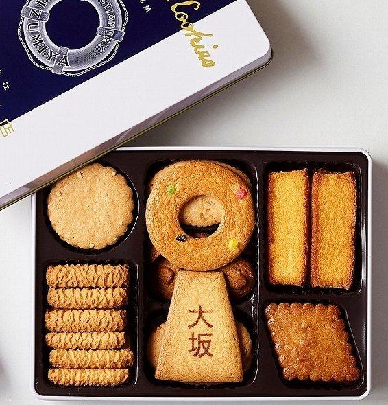 「泉屋」スペシャルクッキーズ 大阪版(1080円)