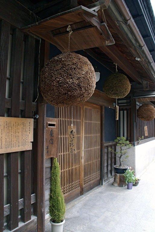 杉玉(663highlandさん撮影、Wikimedia Commonsより)