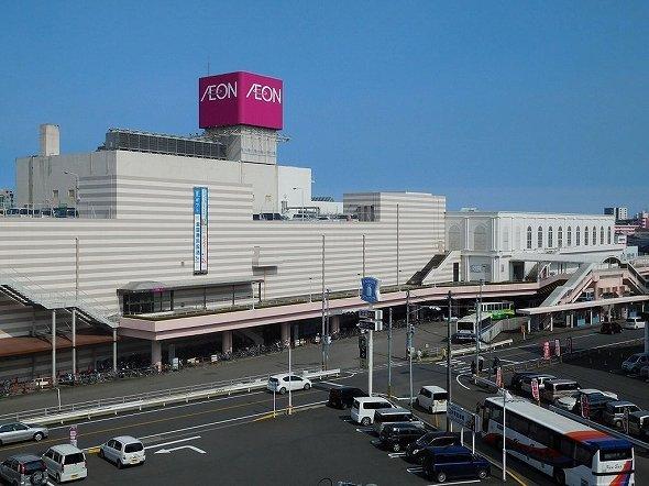 宮交シティ(Sanjoさん撮影、Wikimedia Commonsより)