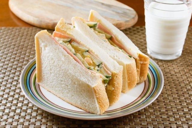 サンドイッチ?サンドウィッチ?
