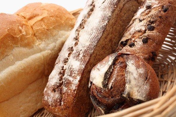 ワイン酵母を使用したパンはまろやかな甘味が特徴。「パンの匠ひとみ工房」、東近江市