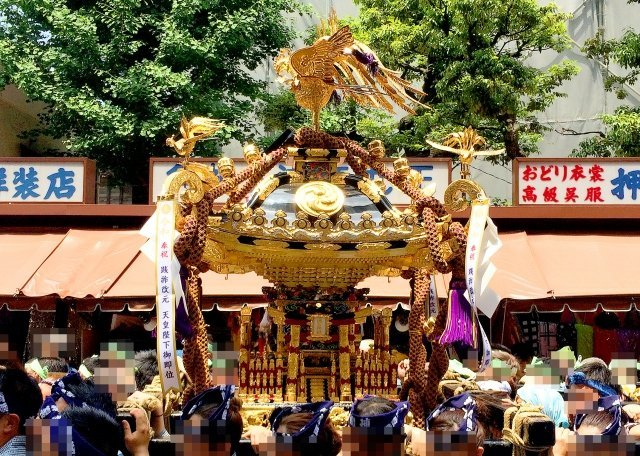 神輿と山車の違いとは(画像はイメージ)