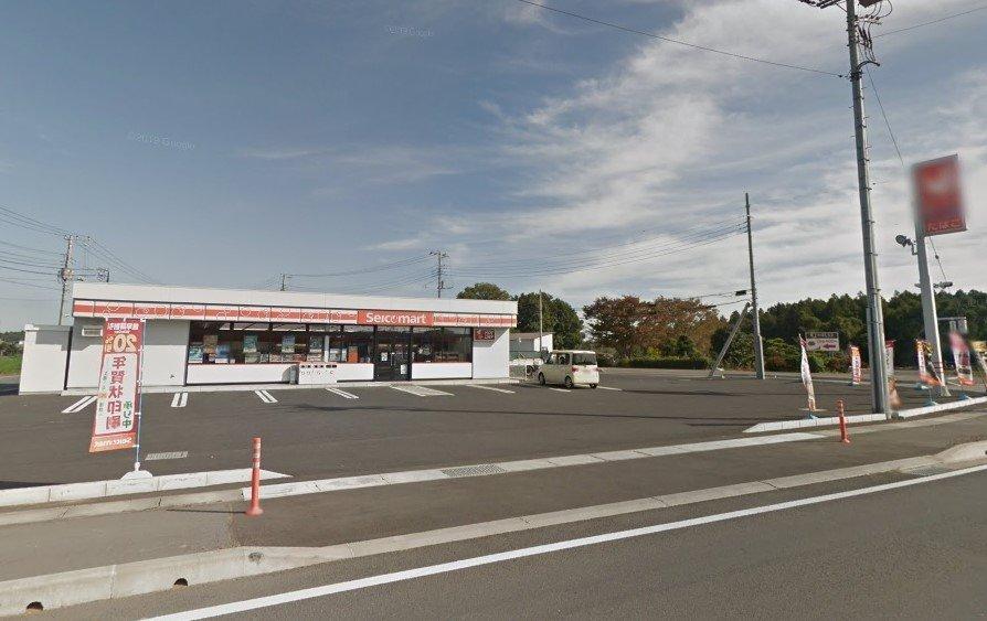 セイコーマート 茨城空港前店 (C)Google