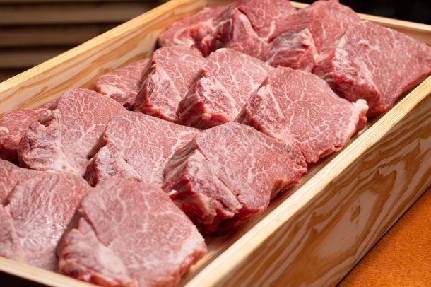 極上のヒレ肉を堪能できる