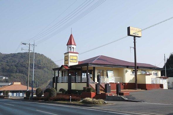 リンガーハット1号店、現在の長崎宿町店(画像提供:リンガーハット)