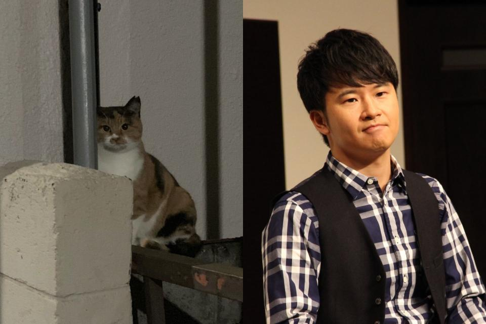 左は朱莉(@rikokasen36)さんのツイートより。右は姉妹サイトJ-CASTニュース2015年9月撮影