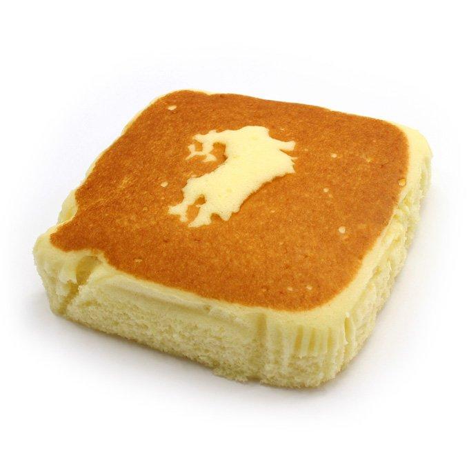 「九州産クリームチーズ蒸しケーキ」(写真はフランソアウェブサイトより)