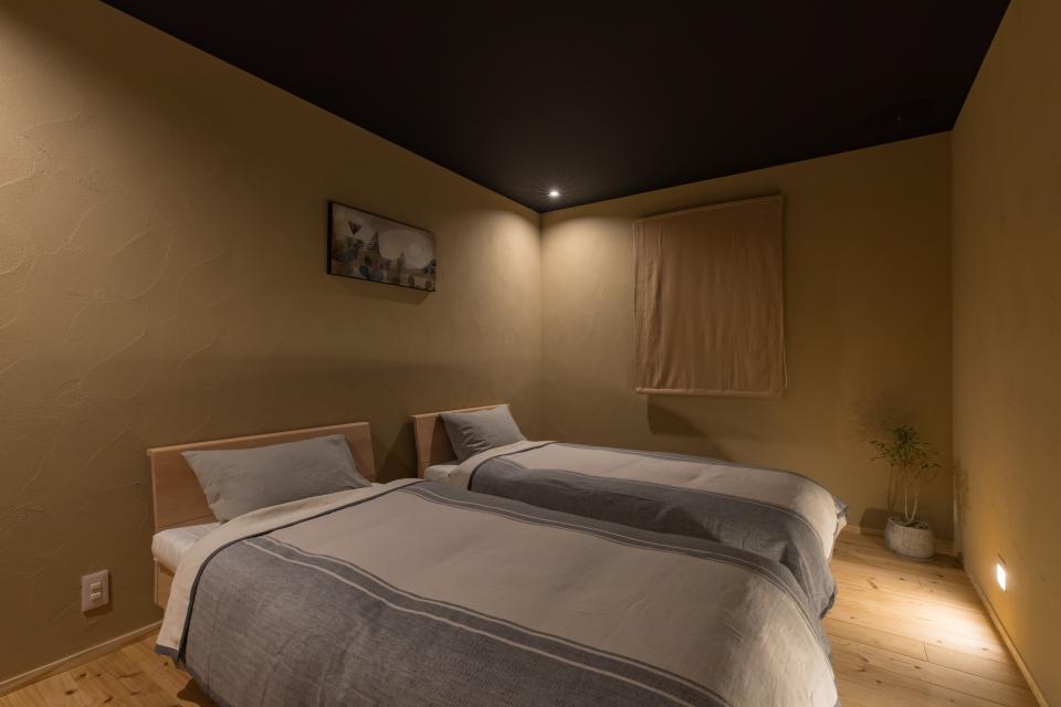 これからの住まいは、寝室こそよく考えて造りたい(写真は全て、早稲田ハウス提供)
