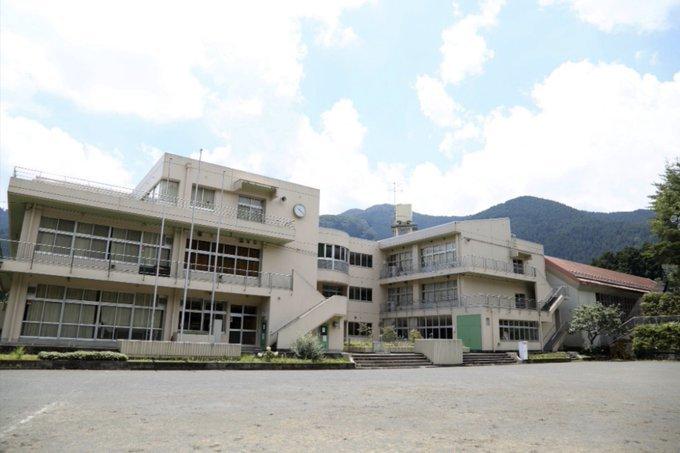 OKUTAMA+(旧古里中学校)