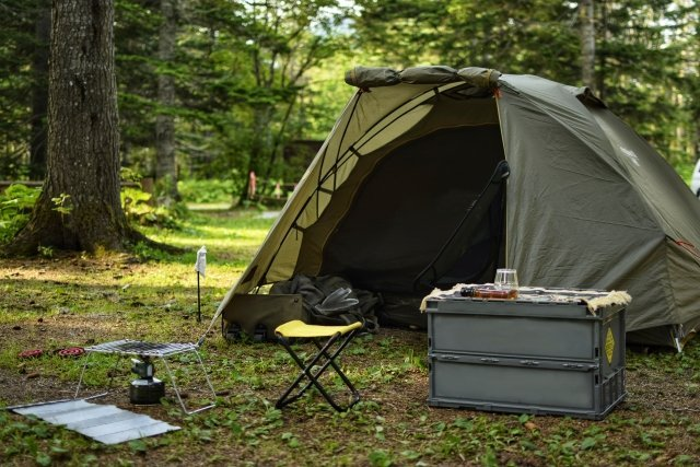 キャンプ人気に高まり?(画像はイメージ)