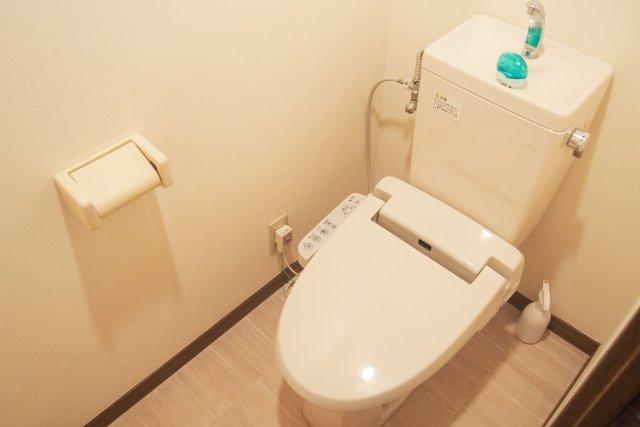 トイレが日本に届かない