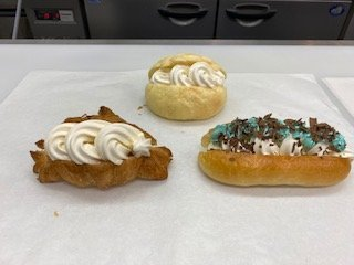 ソフトクリームがたっぷり!(写真はRoom Bakery提供)