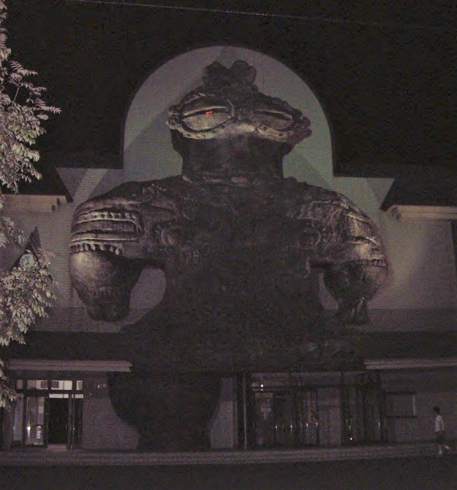 木造駅外観(写真提供:つがる市商工観光課)