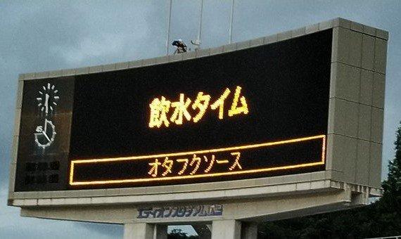オタフクソース...?(画像はじるぴん@CouteAu_SFさん提供)