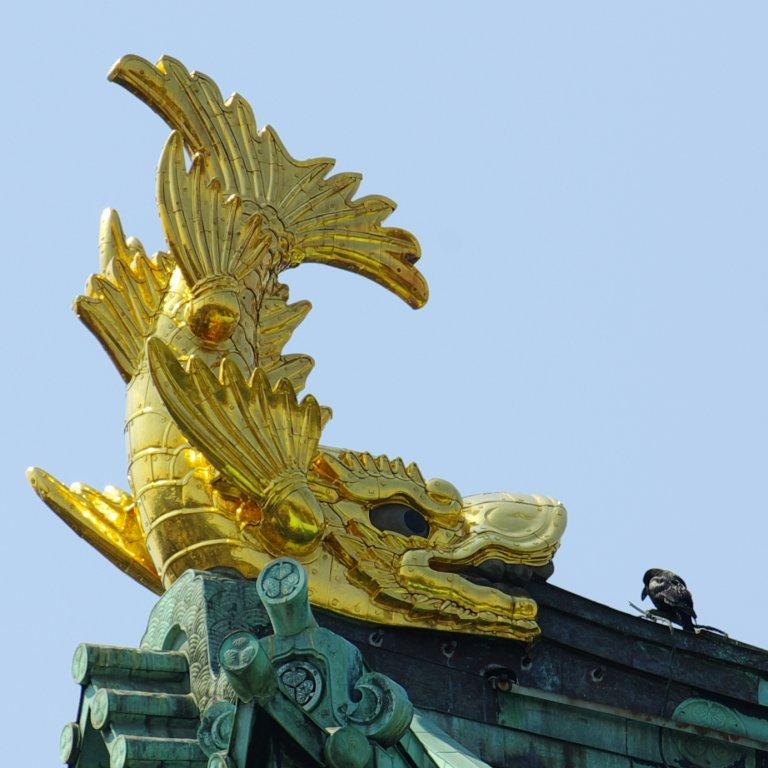 なぜ名古屋のシンボルに?(WikimediaCommonsより、名古屋太郎さん撮影)