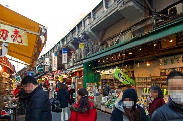 上野・アメ横の光景(画像はイメージ)