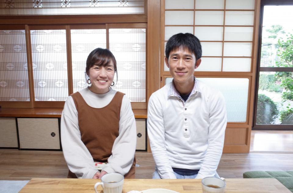 中島さん夫婦
