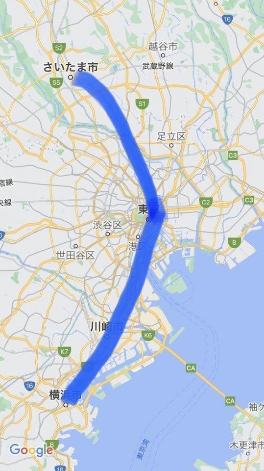 福岡市と北九州市を「すぐ隣」だと思ってない? 実は、横浜とさいたまくらい離れています