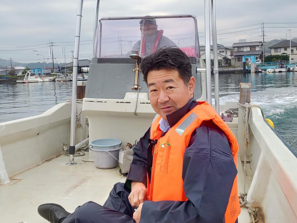 プロジェクトの中心を担う東京大学大学院の中尾彰宏教授